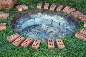 Firepit stage 1